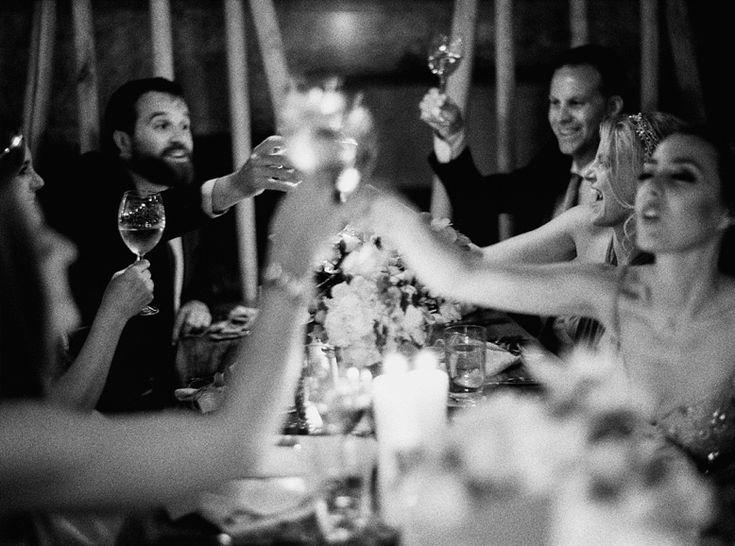 Wedding Party at Adlisberg in Zurich, Destination wedding photography for inspired brides