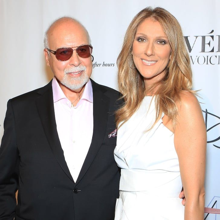 Pin for Later: Celine Dion Gets Emotional While Talking About Her Husband's Battle With Cancer