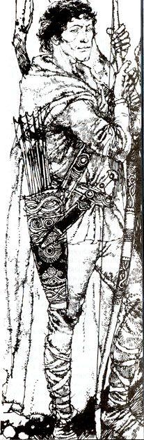 Legolas by Victor Ambrus