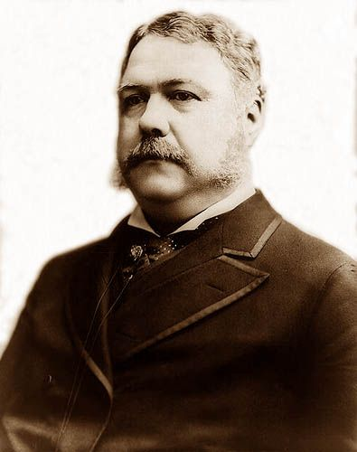 President #21 Chester Arthur