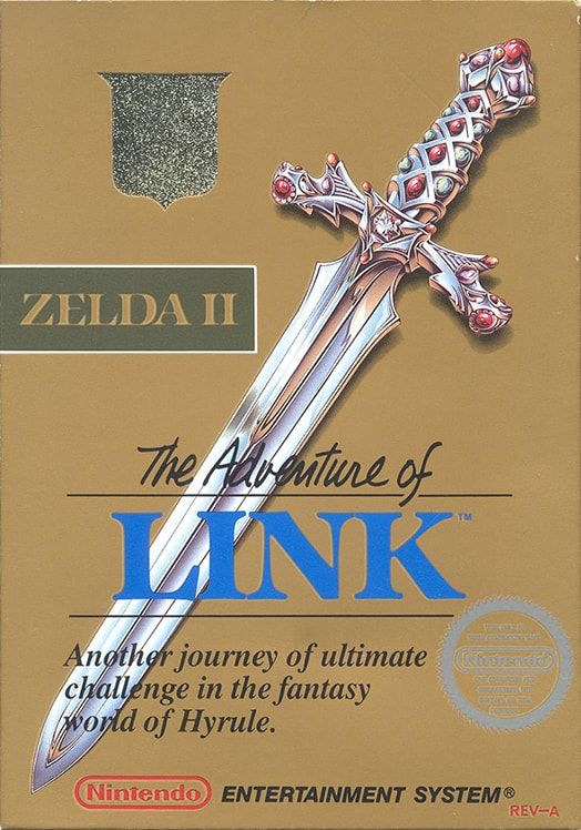 Play Zelda 2: The Adventure of Link game on Nintendo NES online in your browser. ➤ Enter and start playing now!
