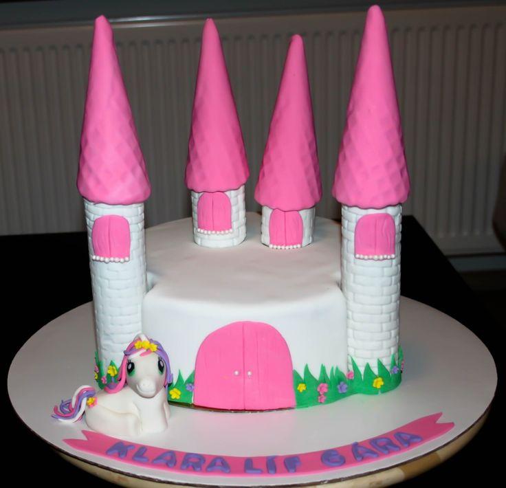 Year Old Birthday Girl Cake
