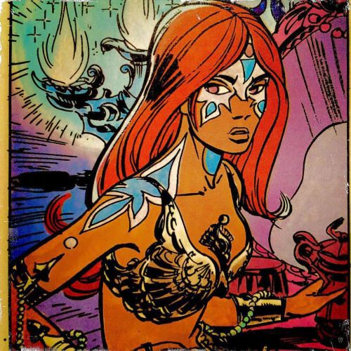I cannot wait to play this chick #Laureline @lucbesson #Valerian #watchthisspace