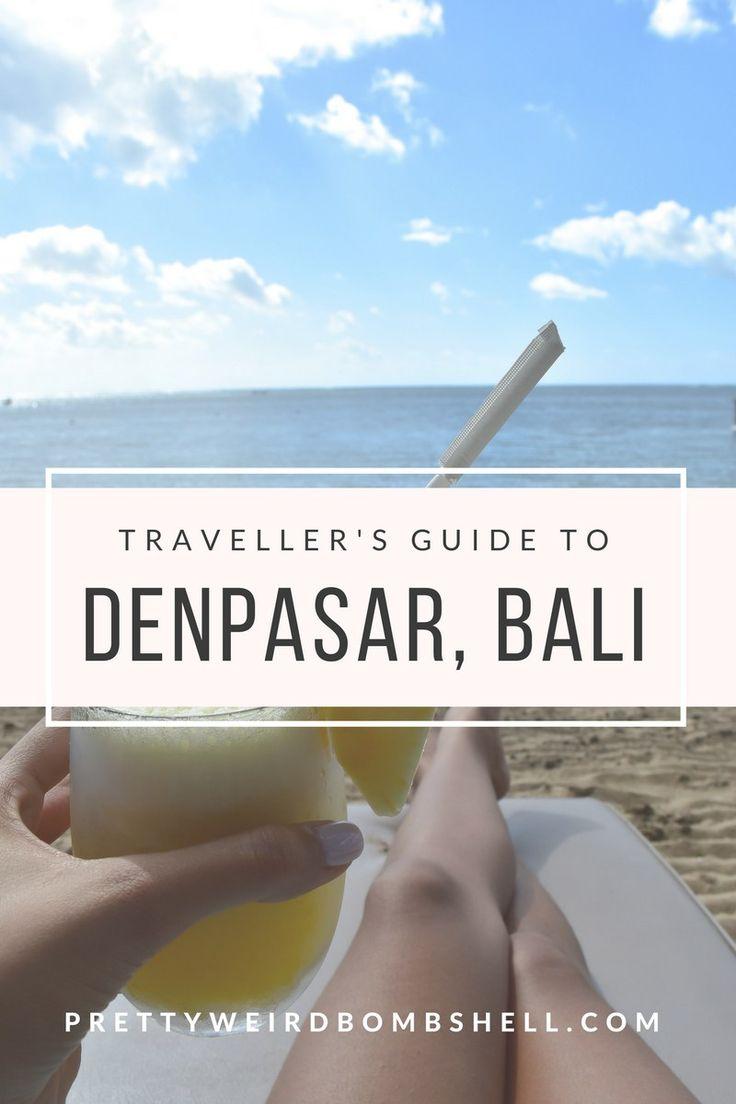 Traveller's Guide to Denpasar, Bali - Pretty Weird Bombshell