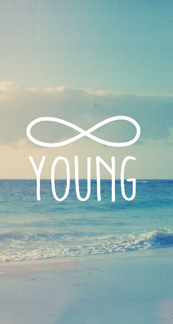 Forever Young - iPhone wallpaper @mobile9