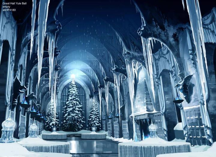Harry+Potter+Yule+Ball | The Yule Ball Chapter 9: Our Grand Entrance - Wattpad