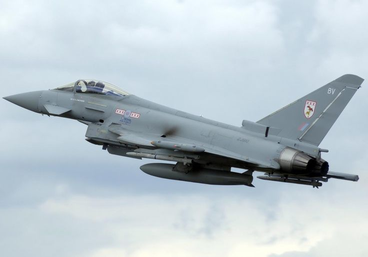 RAF jets scrambled to intercept two Russian bombers 'heading for UK airspace' | Home News | News | The Independent