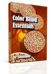 Color Blindness viewed through Colorblind Eyes
