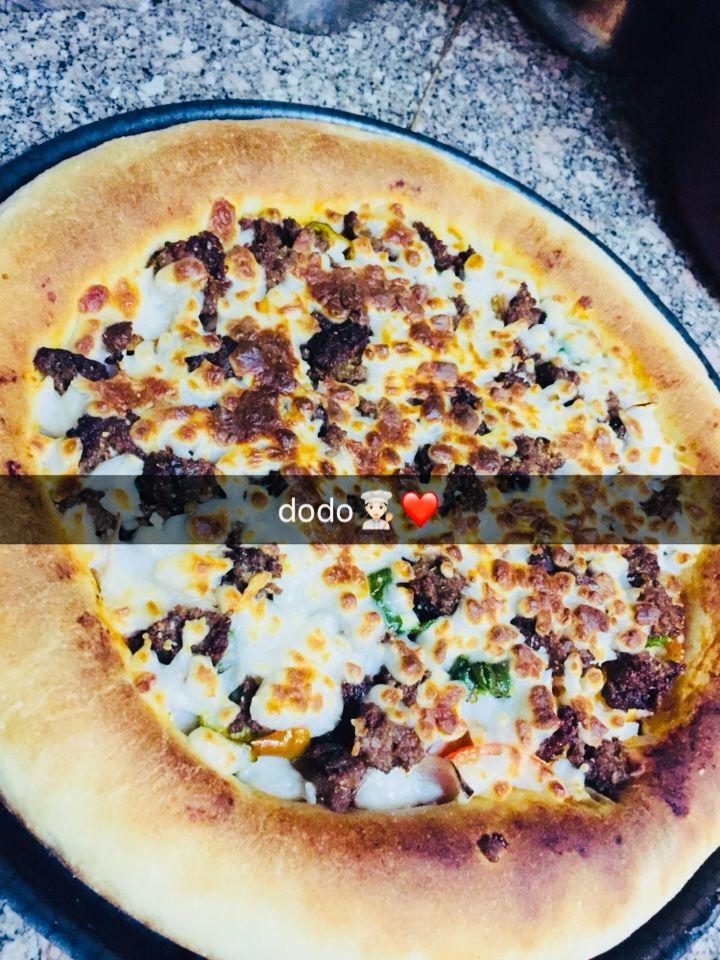 Pizza Stuffed Crust Food Vegetable Pizza Crust