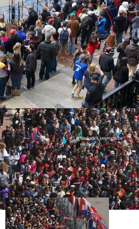 Did 4chan find the Boston Marathon bomber?