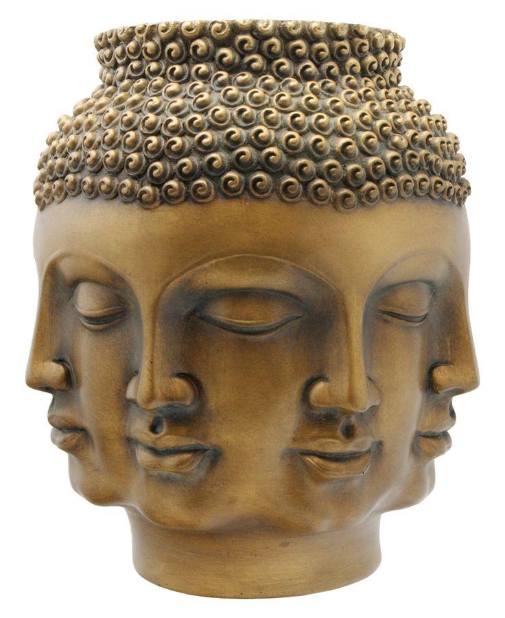 24 best buddha decor images on pinterest zen golden for Buddha decor