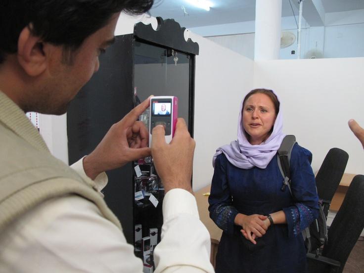Hirat Multimedia Center, Afghanistan