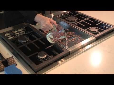 Cleaning Your Chrome Infused Griddle Youtube How To Clean Chrome