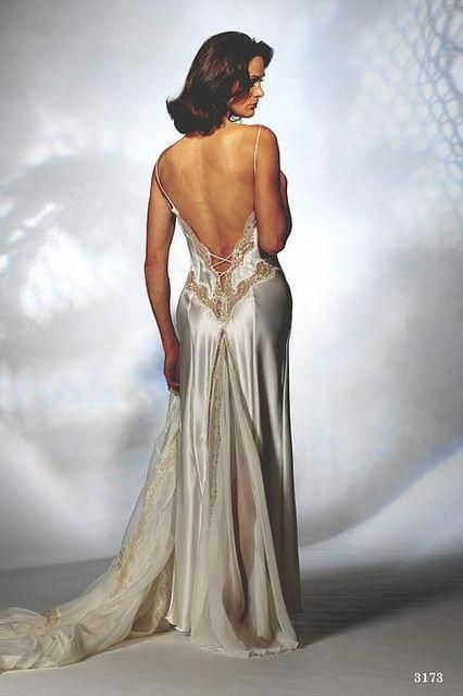 Elegant Nightgowns  dc932421c