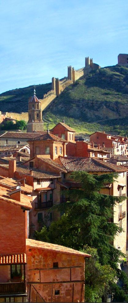 Albarracin - Teruel, Spain
