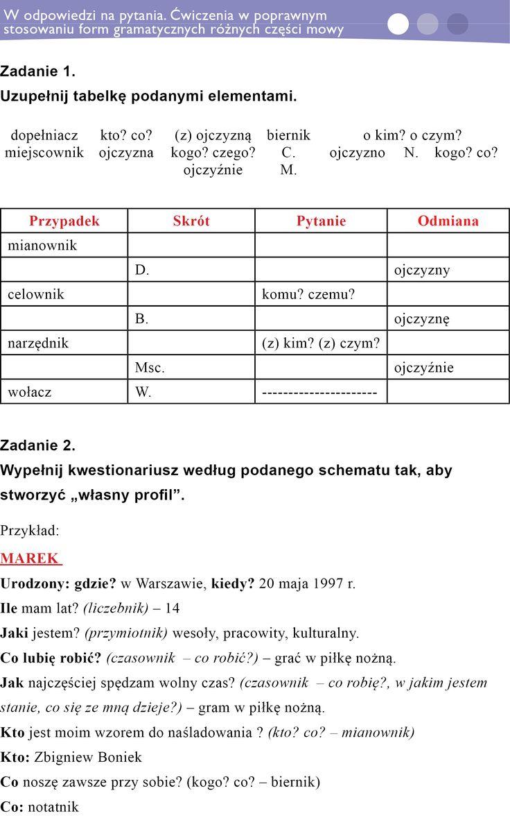 Włącz Polskę- Polska-szkola.pl