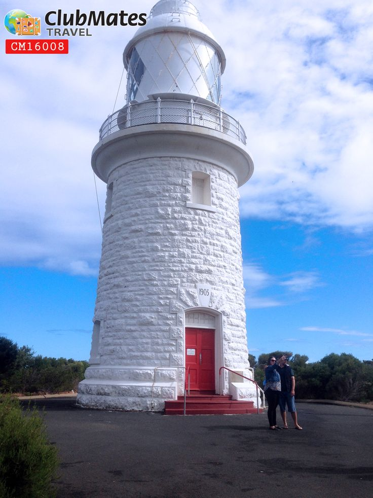 Clubmates Members @ The Cape Naturaliste Lighthouse