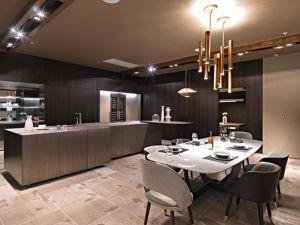 Le cucine di lusso di Rossana a Londra