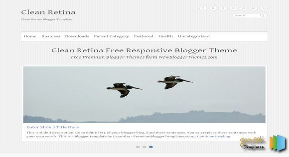 Clean Retina Responsive Blogger Template blogger templates free blogger templates. Blogger free templates, 2014 blogger templates seo blogger themes free 2014
