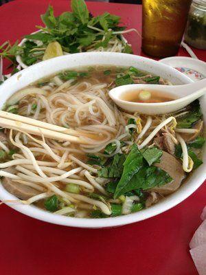Viet Huong restaurant 7919 E 21st Tulsa