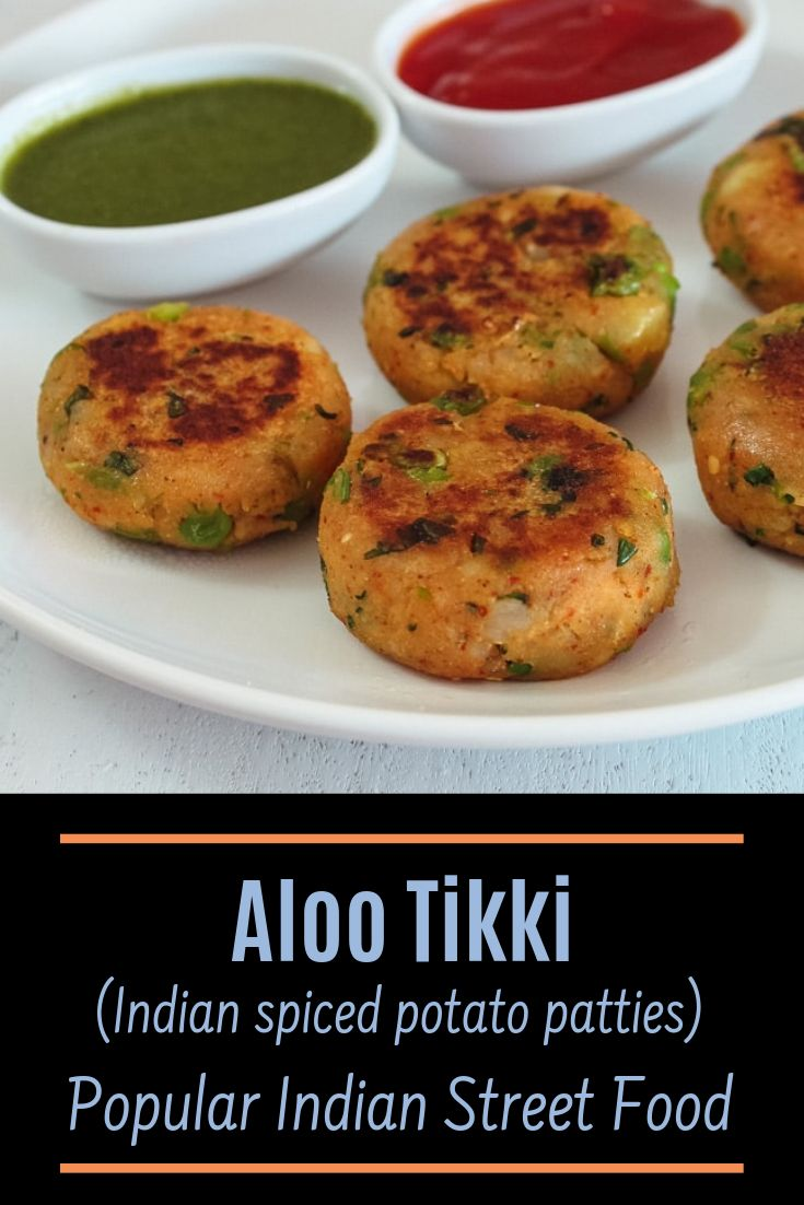 Crispy Aloo Tikki Recipe (Aloo Patties The ultimat…