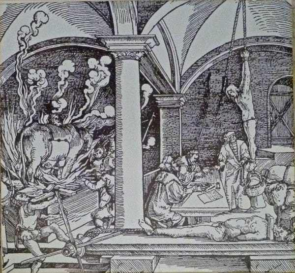 The Brazen Bull is listed (or ranked) 1 on the list The Most Horrific Types of Medieval Torture