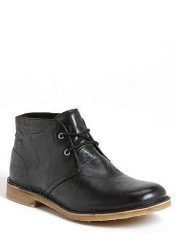 $159, UGG Leighton Chukka Boot. Sold by Nordstrom. Click for more info: https://lookastic.com/men/shop_items/283720/redirect