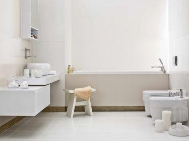 Modna łazienka - nowe płytki