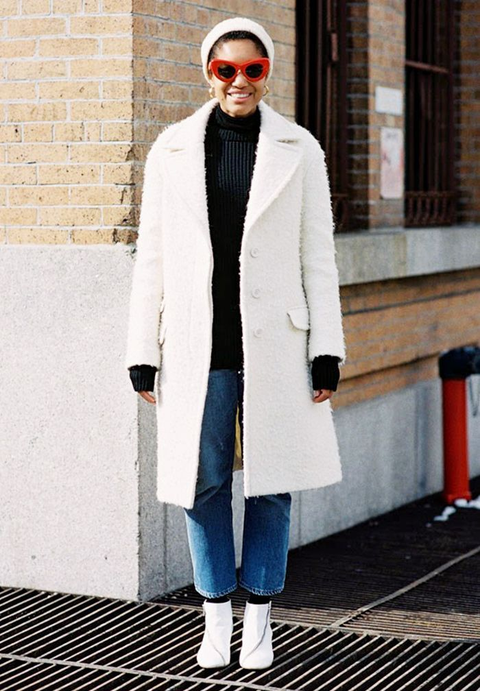 Tip of the Day: Spice up your Staple Pieces via @WhoWhatWear