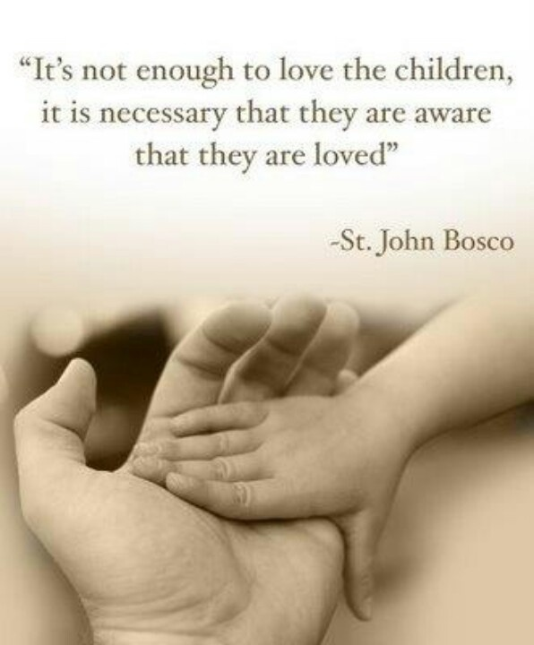 Quotes From St John Bosco. QuotesGram