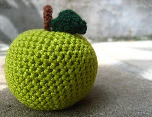 Moois van ' M(i)e': de eerste appel is er al ;) !!!