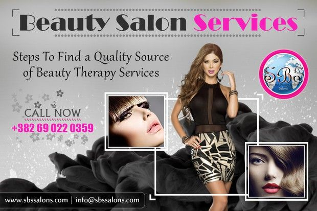 Steps To Find a Quality Source of Beauty Therapy Services