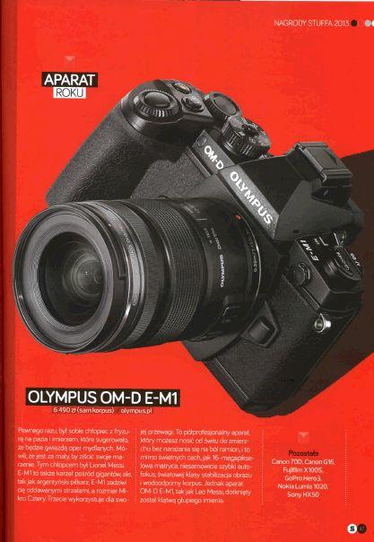 Olympus OM-D E-M1 // http://bit.ly/OM-D_pl