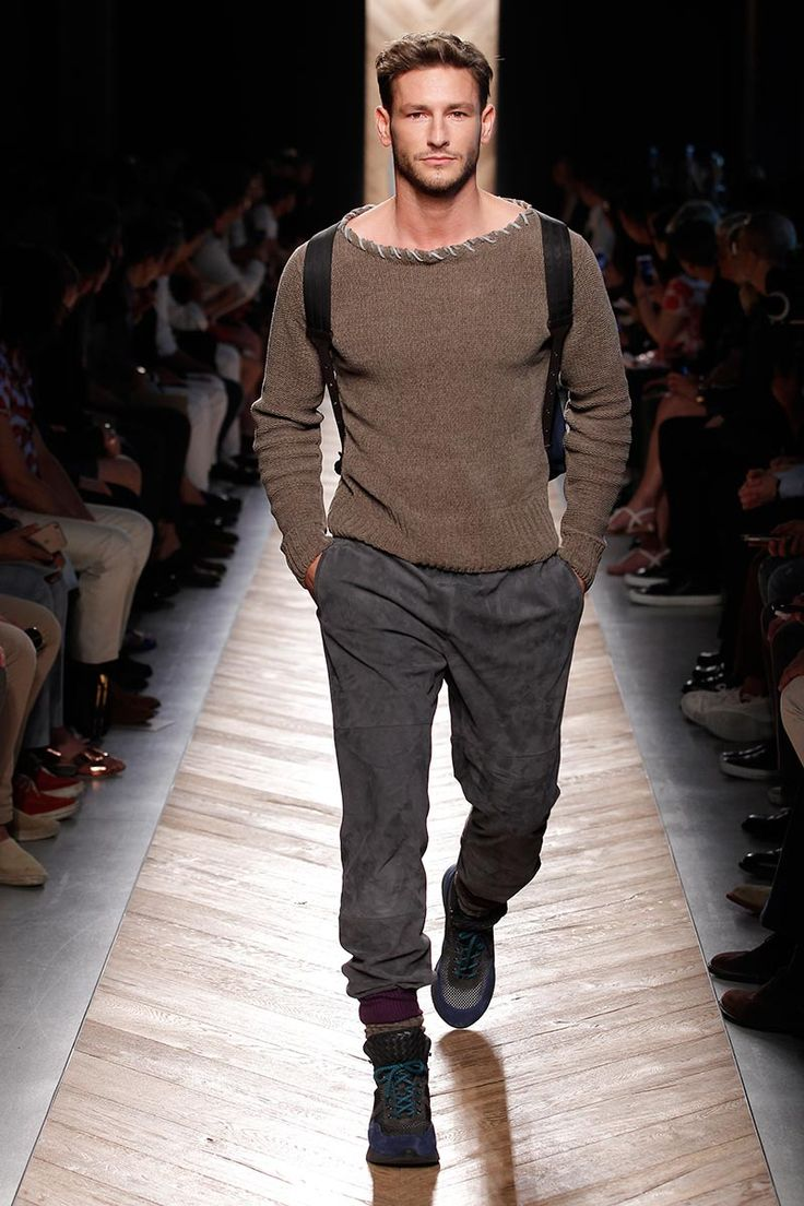 #BottegaVeneta Men's Spring - Summer 2016 Collection #mfw
