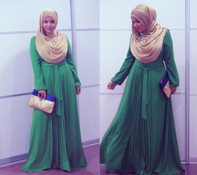 lovely hijab friendly dress!
