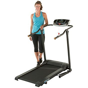ProGear HCXL 4000 Ultimate High Capacity Extra Wide Walking and Jogging Electric Treadmill with Heart Pulse System Review 2017