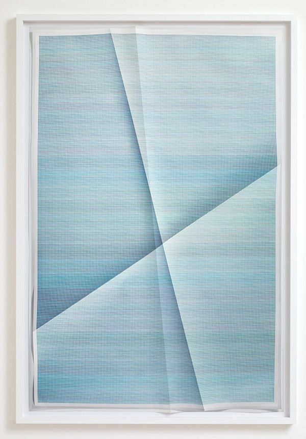 "John Houck ""ij"" at Max Wigram Gallery, New York"