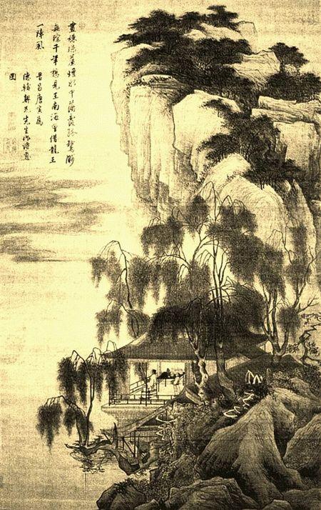 Культура Китая - Живопись