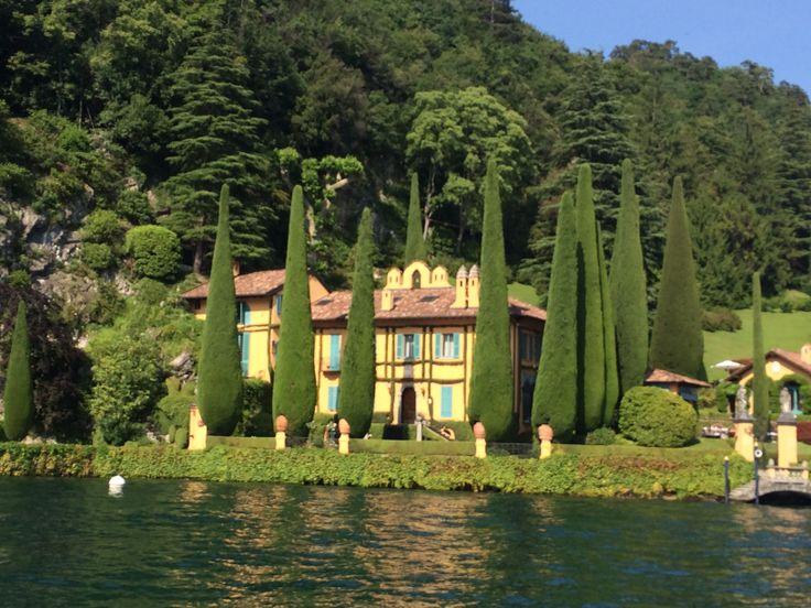 Sir Richard Branson's Villa Lake Como Italy | Italy ...