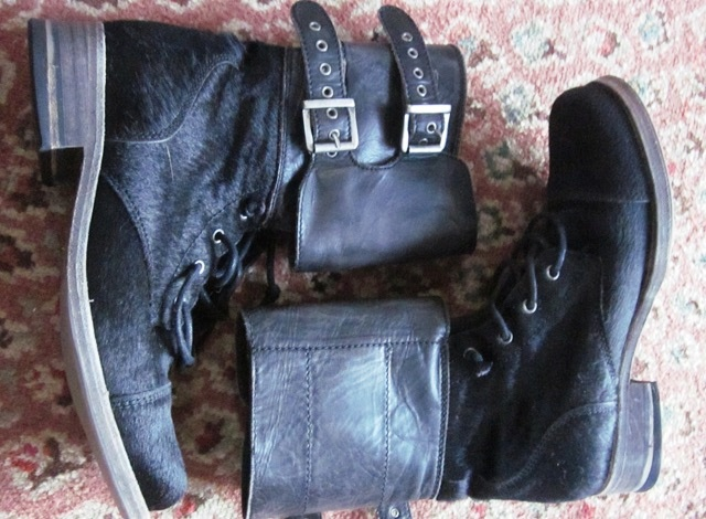 American Eagle Cow Hide Leather Shoe