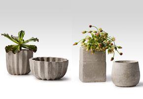 El cemento como elemento decorativo