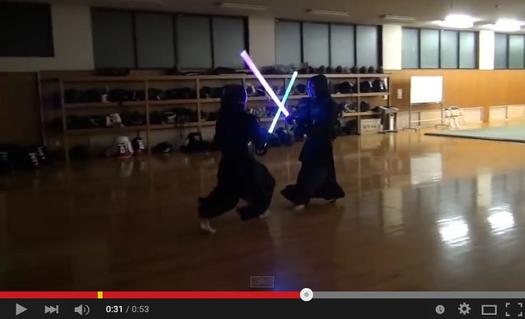 Awesome lightsaber kendo video brings Star Wars' Japanese influences full-circle