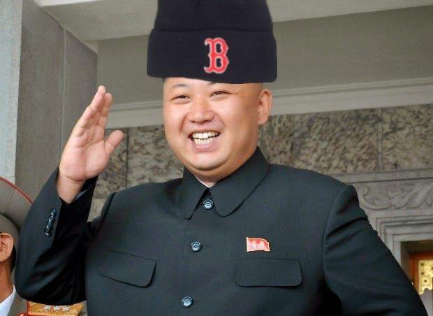 Kim Jong Un And The '11 Sox