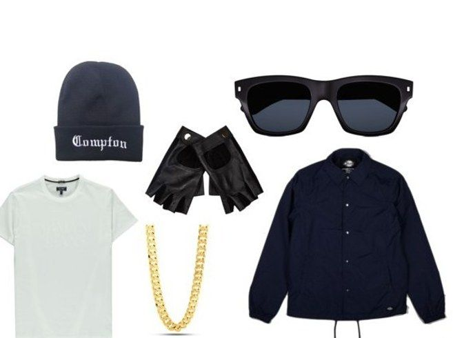 Eazy-E | 23 Perfect Halloween Costume Ideas For People With Natural Hair