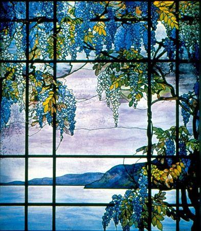 Glaskunst Meisterwerke Bleiverglasungen Jugendstil Tiffany Stained Glass