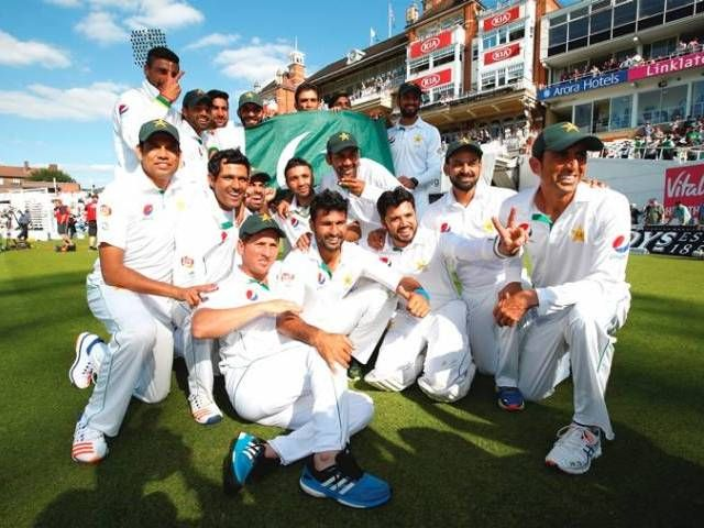 Pakistan Top of the Ranking for the first time in Test history - http://www.tsmplug.com/cricket/pakistan-top-of-the-ranking-for-the-first-time-in-test-history/