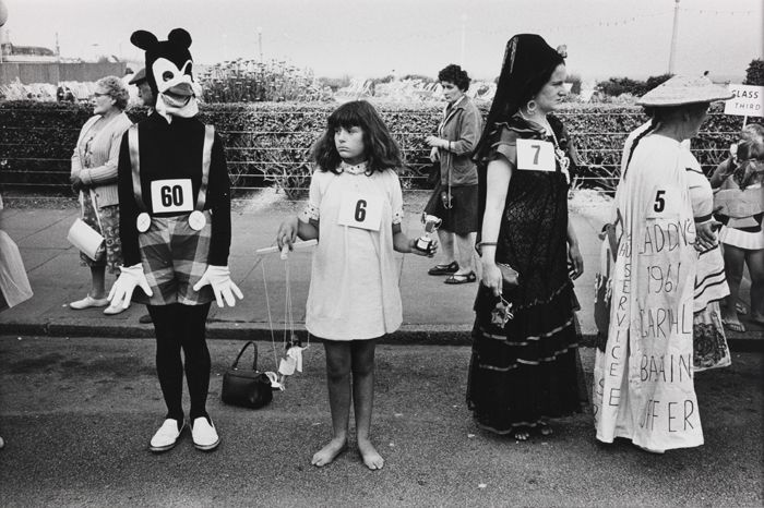 Eastbourne Carnival, c. 1967, Tony Ray Jones © National Media Museum, Bradford / SSPL. Creative Commons BY-NC-SA
