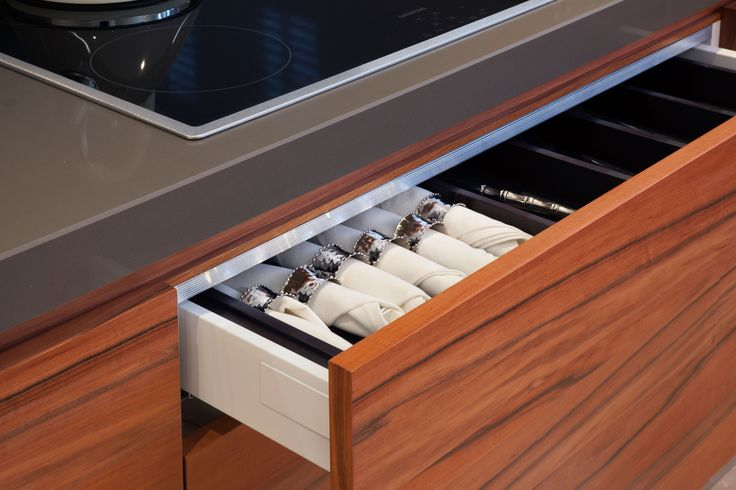 Kitchen Joinery Detail | JHR Interiors