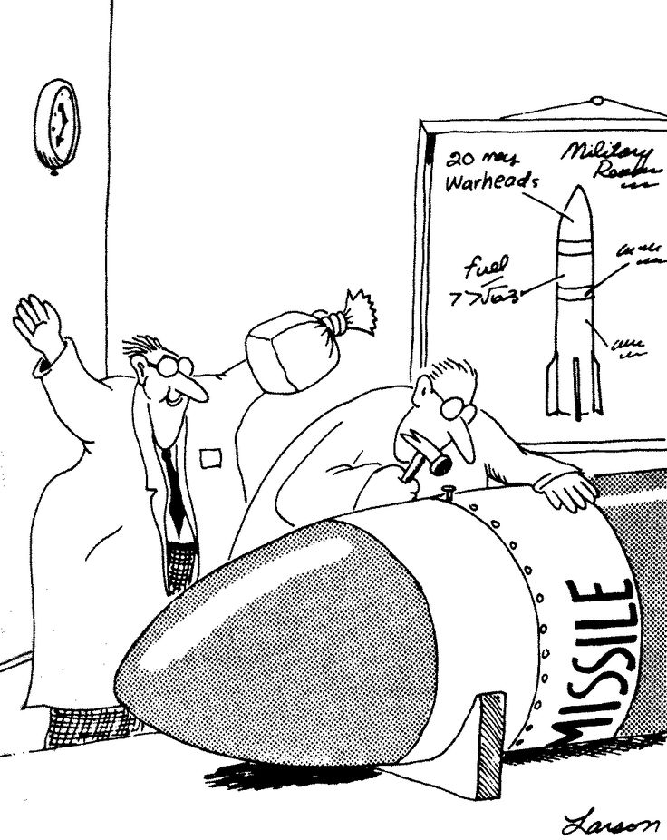Best Far Side Comics Of All Time
