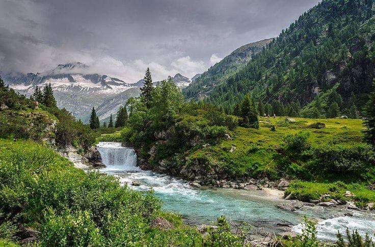 Val di Fumo, Parco Naturale Adamello Brenta, Trento,Trentino-Alto Adige, Italia